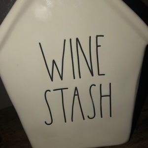 Rae Dunn Accents - Rae Dunn Wine Stash bank